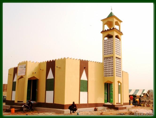 الجامع جاهز للإفتتاح والحمدلله